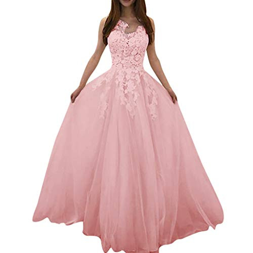2019 Gorgeous Sweetheart Tulle Lace Appliqued Ball Gown