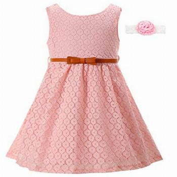 Girls Dresses for Casual Wedding Party Bridesmaid Church