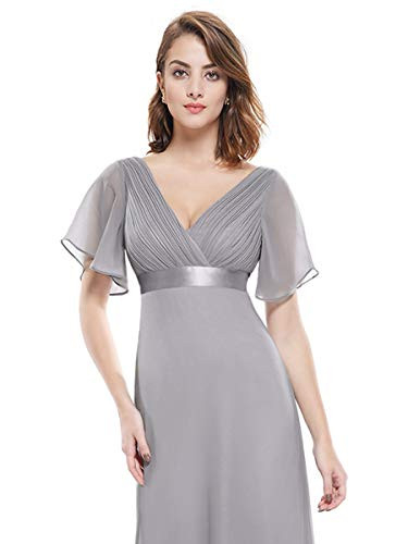 Ever-Pretty Womens Chiffon Floor Length Mother of The Bride