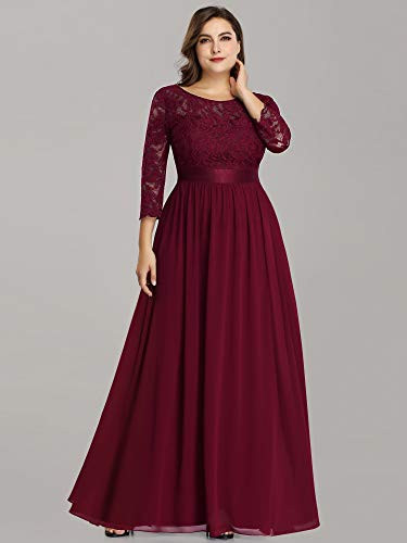Ever-Pretty Womens Plus Size Wedding Party Mother of The
