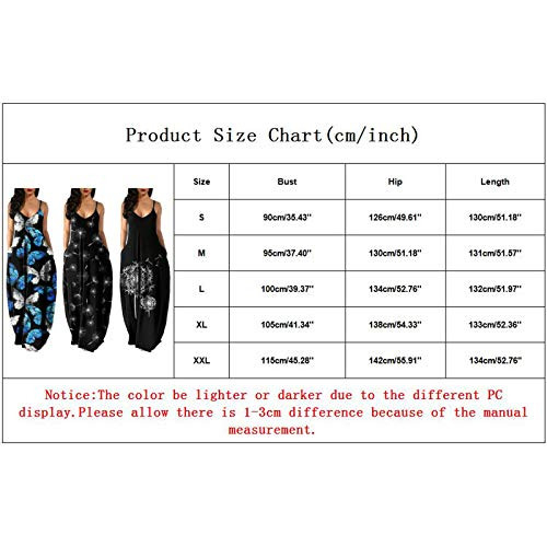 FAMOORE Plus Size Dresses Casual Long Dress For Wedding