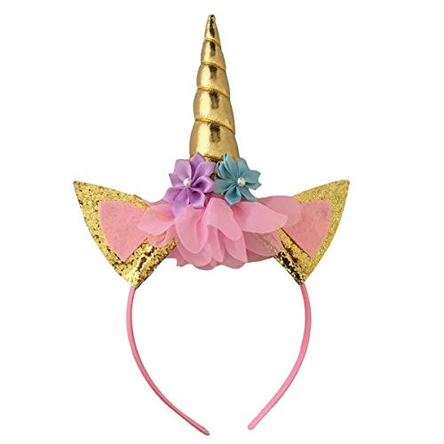 FMYFWY Unicorn Costume for Girls Birthday Pageant Party