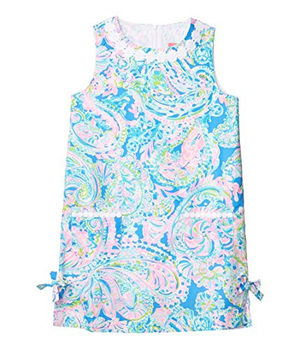Lilly Pulitzer Kids Girls Little Lilly Classic Shift Dress