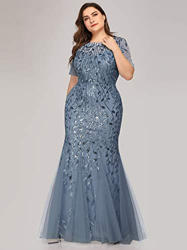 Womens Embroidered Prom Dress Long Formal Evening Party